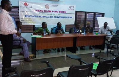 A la découverte du réseau Slow Food Bénin
