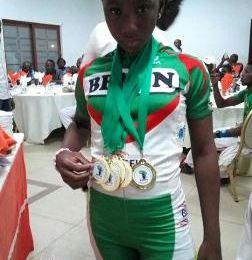 Rawdath Demba Diallo: l'étoile montante du Roller Africain
