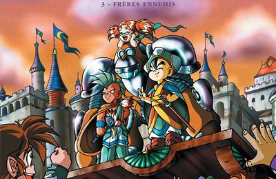Les Légendaires, 3. Frères ennemis