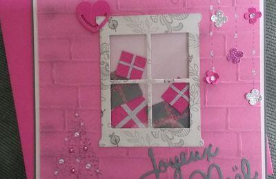 Nuances de Grey & Pink !!!!
