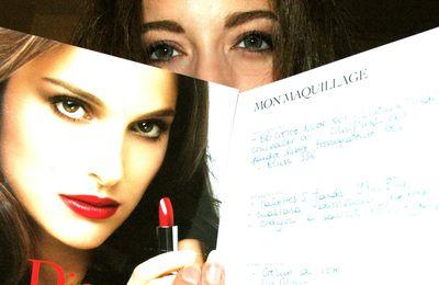 Make up léger de tous les jours chez Christian Dior