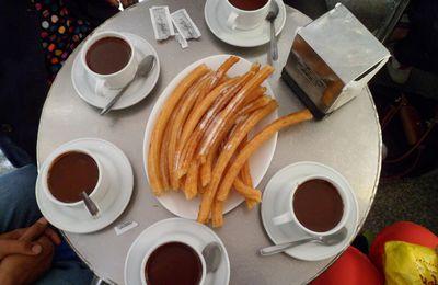 Vacances gourmandes à Madrid