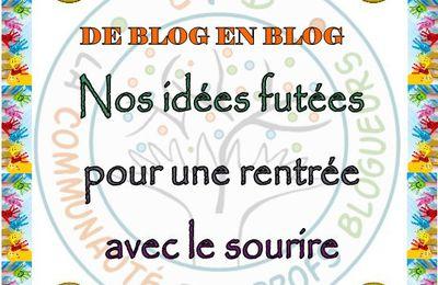 De blog en blog : Nos idées pour une rentrée avec le sourire
