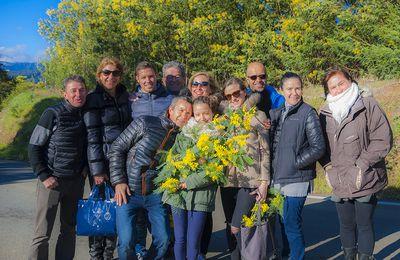 Troisième étape de la Méditerranéenne 2016 dans le Tanneron