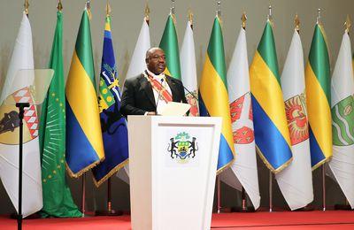 Discours d'investiture de Son Excellence Ali BONGO ONDIMBA