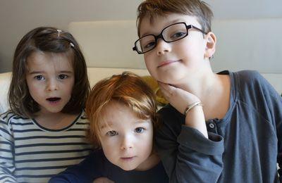 Mes enfants chéris...