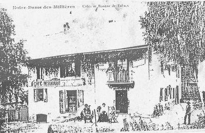 le bureaux de tabac et Café (CPA)