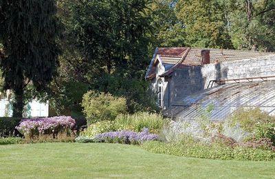 Les jardins du Château de Gerbéviller