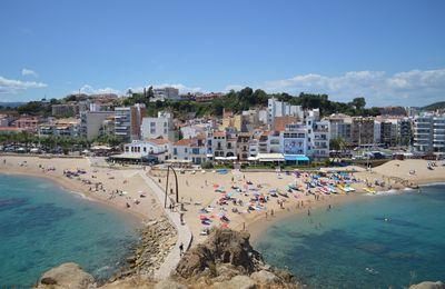 Road trip en Espagne : costa brava, costa dorada (barcelone, tarragone, cadaquès,..)