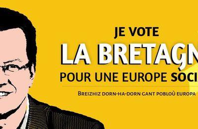 Mon vote le 25 mai