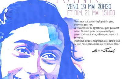 Le journal d' Anne Frank. Donges 2017