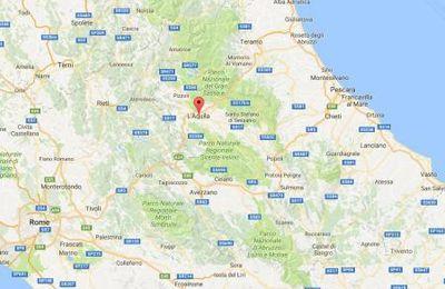 Le centre de l'Italie à nouveau touché par un séisme de magnitude 4,4 ,L'épicentre se trouvait à 11 km du village qui a été presque entièrement détruit après le séisme qui s'est produit en août dernier, entraînant la mort de près de 300 personnes 29/11/2016