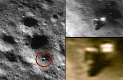 la nasa-a-t-elle capturait une ancienne machine minière sur l'asteroide eros au cours de l'annee 2000