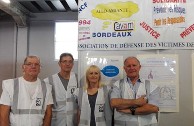 Allo Amiante association très active
