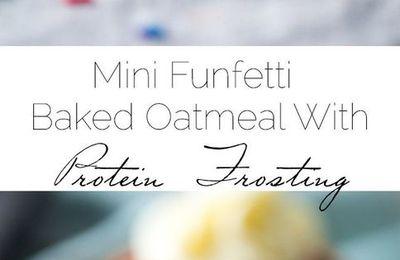 Cupcake oatmeal