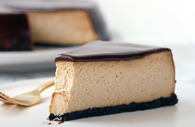 Cheesecake expresso