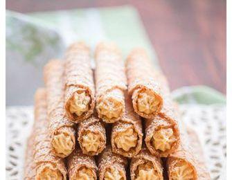 waffles cornet