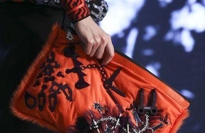 Les sacs de l'automne-hiver 2015 se portent en couleur