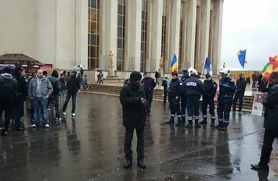 Paris: les patriotes de la diaspora tchadienne infligent un  sévère revers  aux manifestants pro-deby