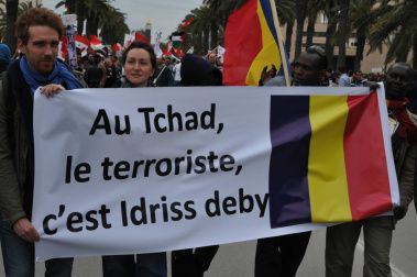 Djibouti-Tchad: SURVIE se mobilise contre l'intervention française