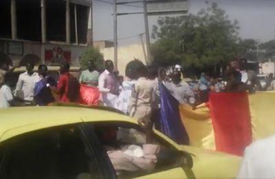 Idriss Deby défié au Tchad: marche pacifique contre un 5ème mandat