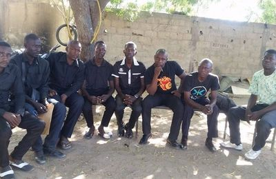 """Journée de deuil observée au Tchad à l'initiative de la Coalition """"Justice ou Rien"""""""