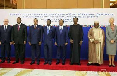 Le sommet extraordinaire de la zone CEMAC de Yaoundé, vise-t-il à sauver les dirigeants de la sous-région du marasme économique ?