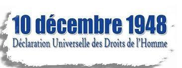 LA DECLARATION UNIVERSELLE DES DROITS DE L'HOMME,  UN IDEAL BAFOUE AU TCHAD