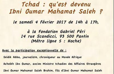 Tchad : qu'est devenu Ibni Oumar Mahamat Saleh ?