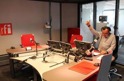 Décès de Laurent Sadoux : les auditeurs africains et Rfi endeuillés par la disparition du journaliste