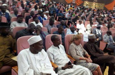 25ème anniversaire de l'UNDR : S.E. Dr GABRIELA GUELLIL, ambassadrice d'Allemagne à Ndjaména honore l'opposition tchadienne par sa présence
