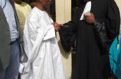 Le célèbre notaire camerounais, Me Abdoulaye Harissou définitivement libéré