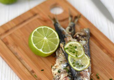 Sardines farcies au fromage
