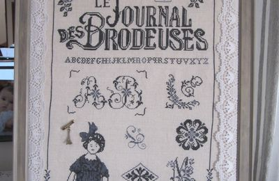 SAL JOURNAL DE BRODEUSES