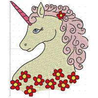 2014 - Semaine 16 - Licorne - 4 fichiers Pes