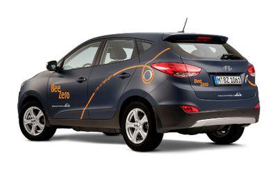 11/04/2016: BeeZero- Auto-partage pour 50 voitures électriques hydrogène