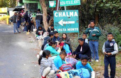 Lettre aux pèlerins de Chalma,  amigos peregrinos, sur leur itinéraire sacré