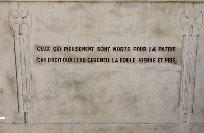 NÎMES Centenaire de la bataille de Verdun