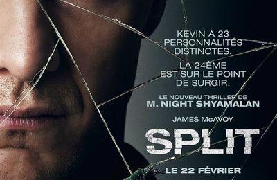 coup de coeur film : Split