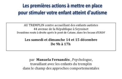 Formation aux approches comportementales - Grenoble