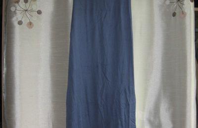 Robe longue Junko Shimada en soie