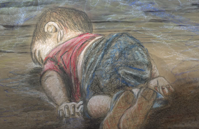 Réfugiés : voir, regarder, aider