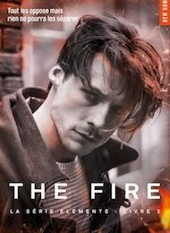 Elements tome 2 : The Fire de Brittainy C. CHERRY