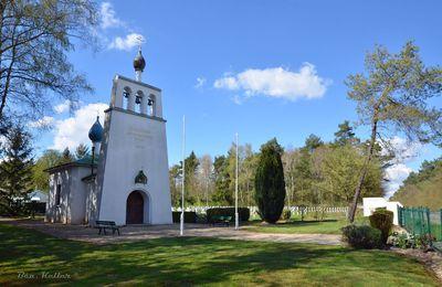 Saint-Hilaire-Le-Grand - Cimetière Russe