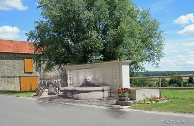 Chamery - La Fontaine Quentin-Roosevelt