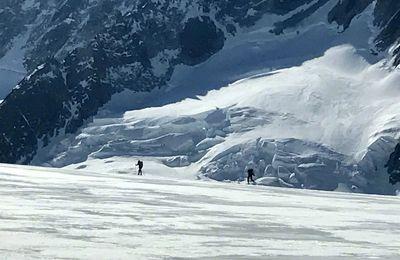 Du ski avec une belle famille. https://www.geromegualaguidechamonix.com