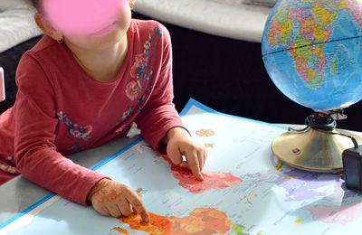 Découverte du monde - L'Afrique - Maternelle