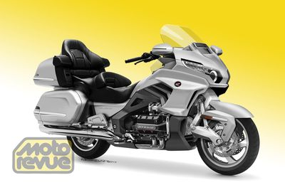 GOLDWING 2017