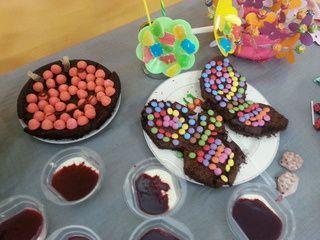 Cuisine rigolote de fêtes pour enfant