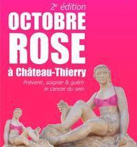 Octobre Rose - 2e édition à Château-Thierry
